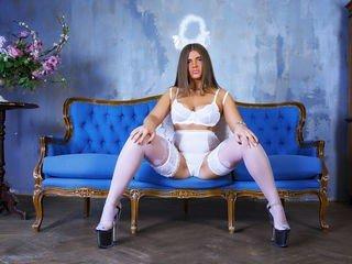 mishelia smoking cam girl in live sex show online