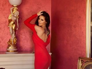 abbydagmaar european cam girl fills her holes with huge sex toys on XXX cam