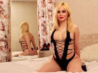 raritygirl european cam girl fills her holes with huge sex toys on XXX cam