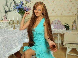 meganie european cam babe shows striptease to excite you online