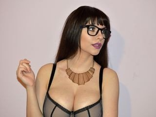 bustylala european cam girl fills her holes with huge sex toys on XXX cam