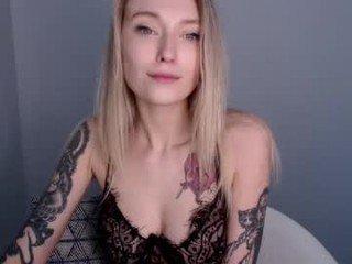 bitch_dontkillmyvibe tattooed cam girl enjoys sensual striptease on XXX cam