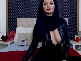 muslimdaliya slim cam cutie playing with a her ass hole in private chat