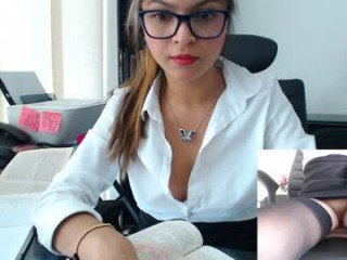 april_kepner cam cabe loves ohmibod penetration in the tight pussy in office online
