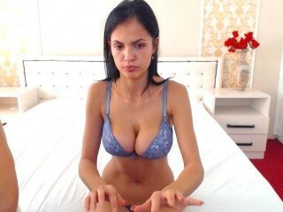 serenanbrad european cam girl enjoys her naughty solo session live on cam