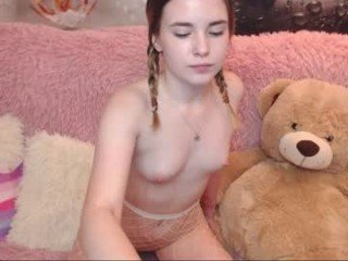 alisonlilbaby russian cam girl in smoking action on camera