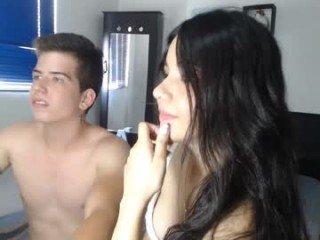 meganandjacob webcam girl with big tits enjoys hot and sensual live sex