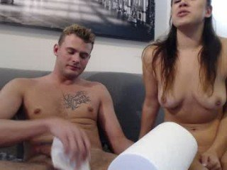 daveslick webcam pair presents blowjob show online