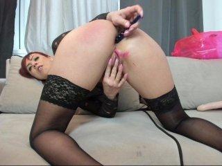 littleredfoxx hot deutsch cam girl presents lewd sex shows