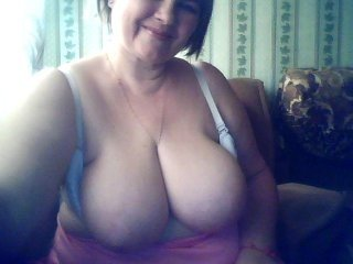 marusa0 BBW cam girl loves jerk off her hairy pussy on camera
