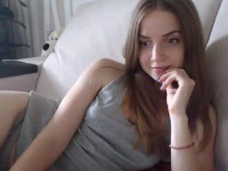_avrora_ russian cam girl fingers her hot shaved pussy online